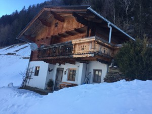 Tiroler hut